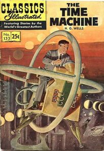 image of Classics Illustrated #133