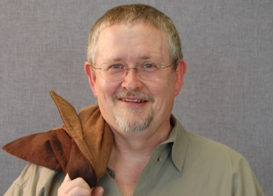 Orson Scott Card at LTUE in 2008, Wikipedia Commons