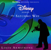 Cover for Disney the Satchmo Way