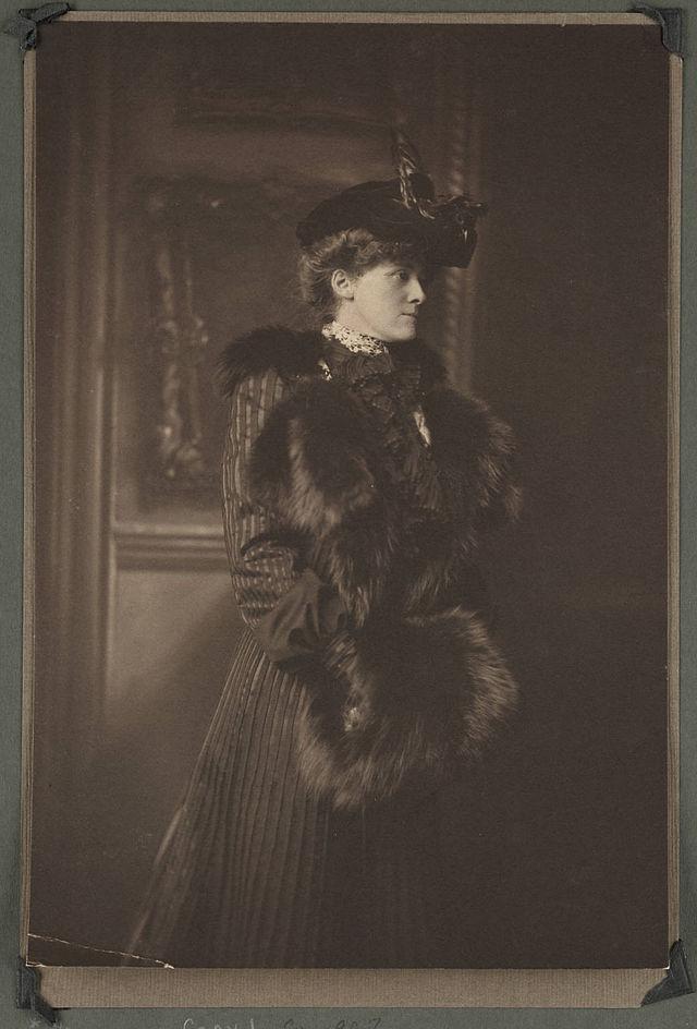 Edith Wharton - Beinecke Rare Book & Manuscript Library, Yale University / Wikipedia