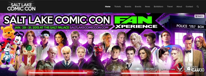 Comic Con FanX 2015