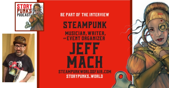 Storypunks Social Guest Announcements Jeff Mach